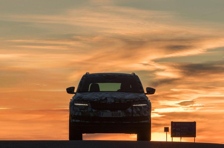 Skoda Karoq – En helt ny SUV
