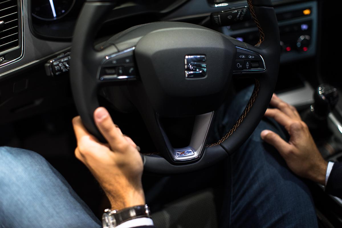 2017 SEAT Leon ST 2.0 TDI 150 4Drive X-perience Limited Edition